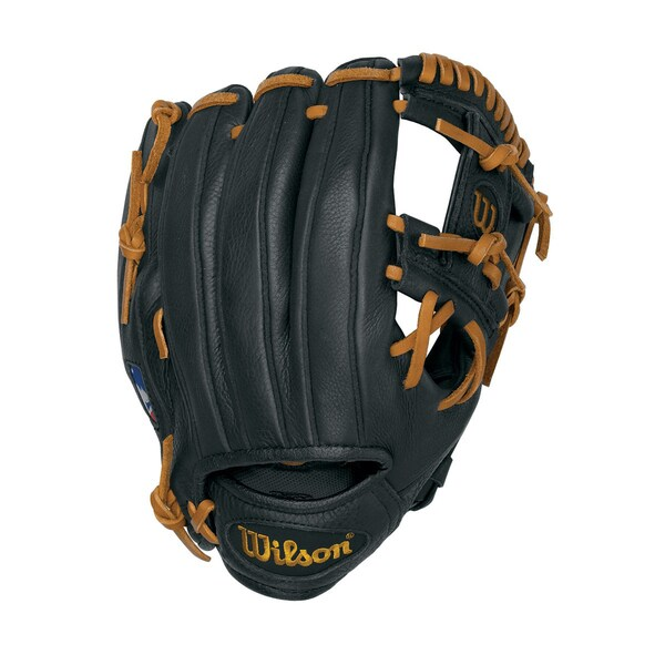 """Wilson Game Soft A500 Gaming Gloves 10.75"""" Black"""