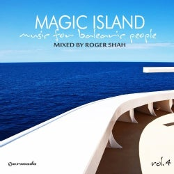 MAGIC ISLAND: MIXED BY ROGER SHAH - VOL. 4-MAGIC ISLAND: MIXED BY ROGER SHAH