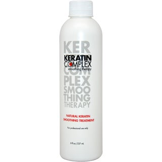 Keratin Complex Natural Keratin Smoothing 8-ounce Treatment