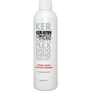 Keratin Complex Natural Keratin Smoothing 8-ounce Treatment