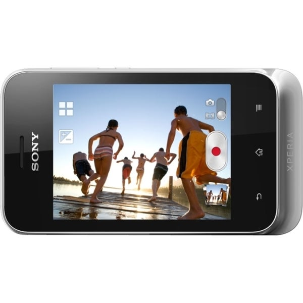 """Sony Mobile XPERIA tipo dual 2.90 GB Smartphone - 3G - 3.2"""" LCD 480 x"""
