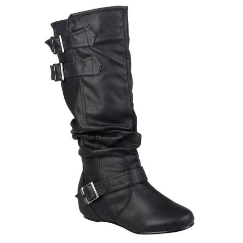 795e6d4067a5 Buy Size 11 Extra Wide Women s Boots Online at Overstock