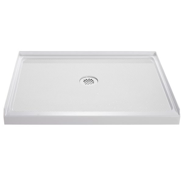 DreamLine SlimLine 36 x 48-inch Single Threshold Shower Base