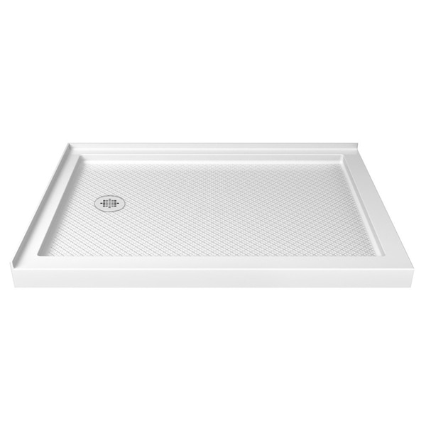 Dreamline Slimline 36 In By 48 Double Threshold Shower Base