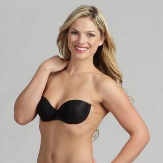 Fullness Women's Backless and Strapless Adhesive Bra