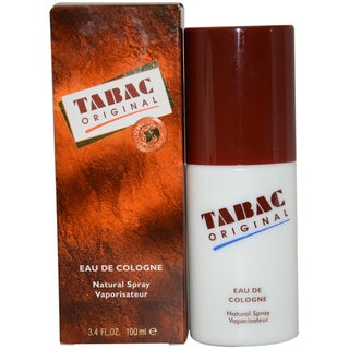 Maurer & Wirtz Tabac Original Men's 3.4-ounce Eau de Cologne Spray