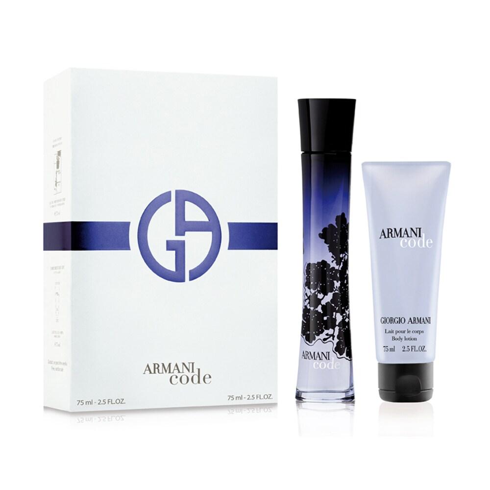 armani set