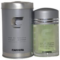 Muelhens Carrera Men's 3.4-ounce Eau de Toilette Spray