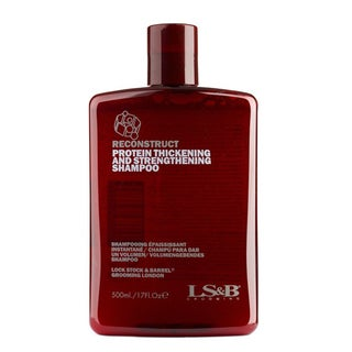 LS&B Reconstruct 16.9-ounce Men's Protein Thickening and Strengthening Shampoo