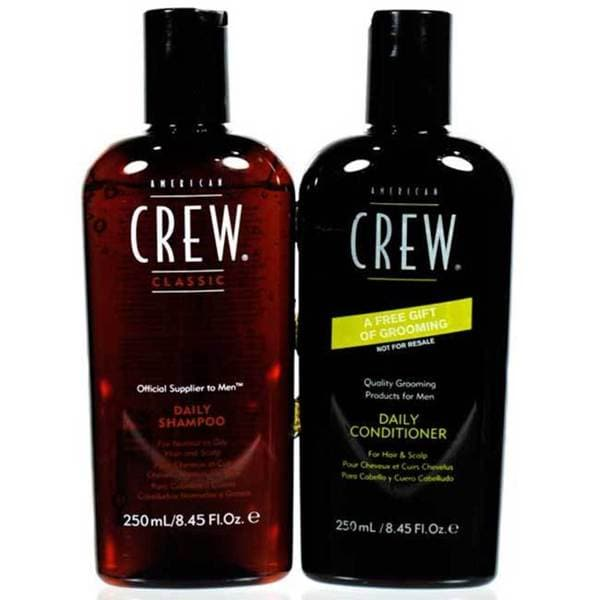 American Crew Daily Shampoo & Conditioner Set