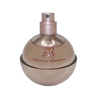 Carolina Herrera 212 Sexy Women's 3.4-ounce Eau de Parfum Spray (Tester)