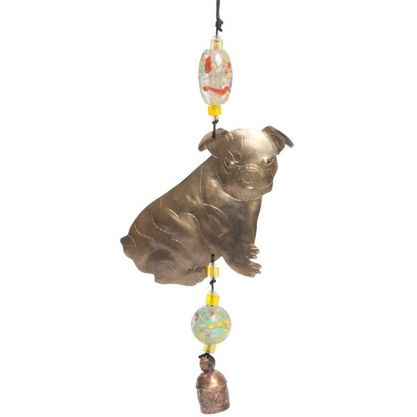 Bully for You Wind Chime , Handmade in India