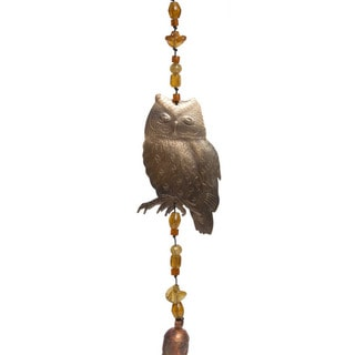 Whooo Gives A Hoot Wind Chime (India)