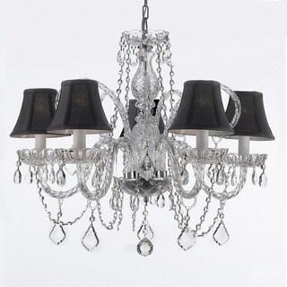 Gallery Venetian Style All Crystal Chandelier