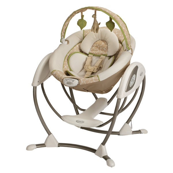 Graco Glider LX Swing in Raffy