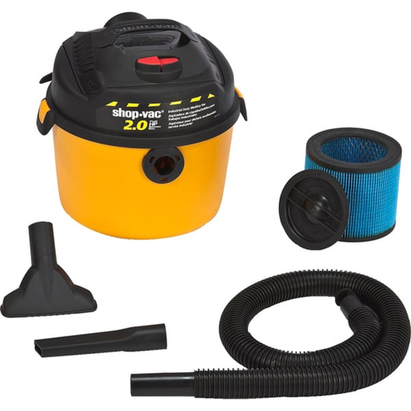 Shop Vac 2.5 Gallon Wet/ Dry Shop Vac
