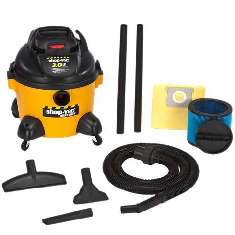 Shop Vac 9650610 6-Gallon Wet/ Dry Vacuum