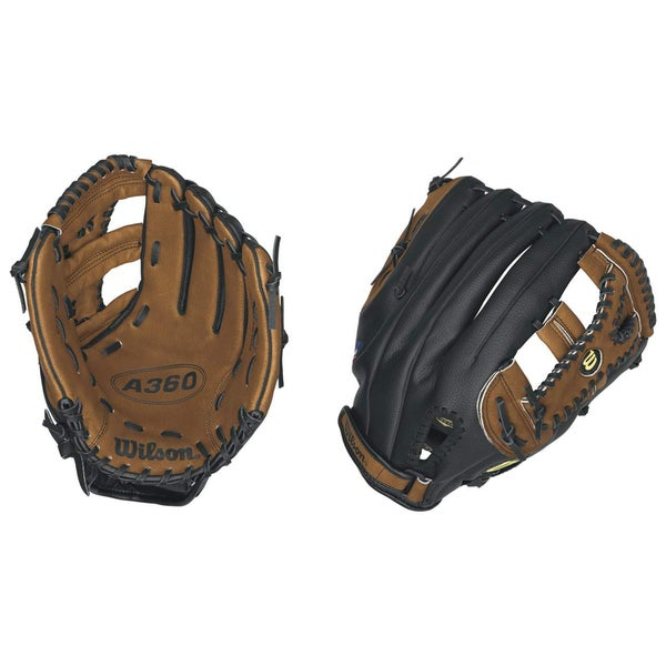 Wilson A360 12.5-inch Glove Right Handed Thrower