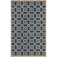 Hand-woven Ogden New Zealand Wool Area Rug (2' x 3')