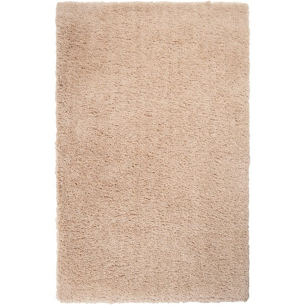 Hand-tufted Charlotte Soft Shag Area Rug (7'6 x 9'6)