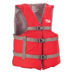 Coleman Adult Classic Series Red Life Vest