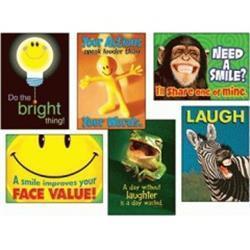 Trend Enterprises Attitude & Smiles Combo Sets