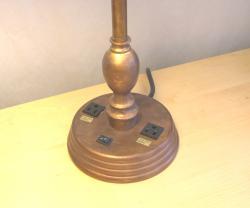Downbrige Bronze Media Lamp - Thumbnail 1