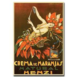Crema De Naranjas Natural Henzi By Achille - Thumbnail 0