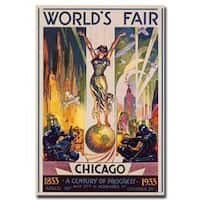 World's Fair Chicago By Glen Sheffer-Gallery