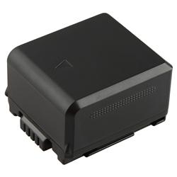 Black Li-ion Battery for Panasonic VW-VBG070 - Thumbnail 1