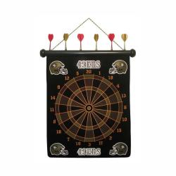 San Francisco 49ers Magnetic Dart Board - Thumbnail 2