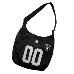 Little Earth Oakland Raiders Veteran Jersey Tote Bag - Thumbnail 1