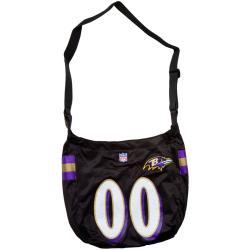 Little Earth Baltimore Ravens Veteran Jersey Tote Bag - Thumbnail 2