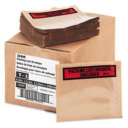 3M Top Print Self-Adhesive Packing List