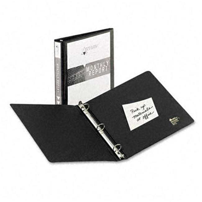 Avery Economy Vinyl Round Ring View Binder- 1