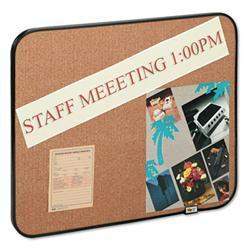 Post-it Sticky Self-Stick Cork Board- 22 x 18-