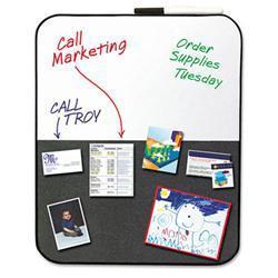Post-it Self-Stick/Dry Erase Combination Board-