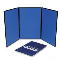 Quartet ShowIt Three-Panel Display System-