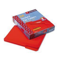 Smead Waterproof Poly File Folders- 1/3 Cut- Top