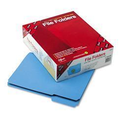 Smead File Folders- 1/3 Cut- Reinforced Top Tab-