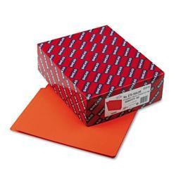 Smead Colored File Folders- Straight Cut-