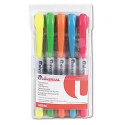 Universal Liquid Pen Style Highlighter- Chisel