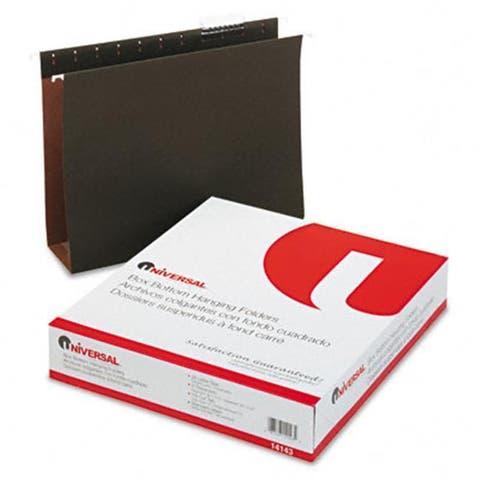 Universal 3 Capacity Box Bottom Hanging Folder-