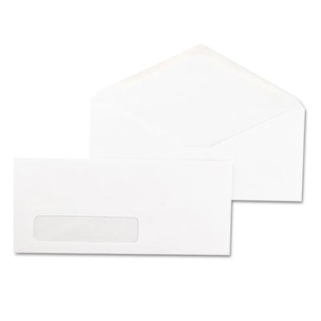 Universal Window Business Envelope- V-Flap- #10-
