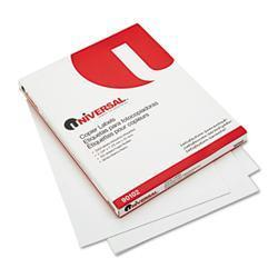 Universal Address Labels for Copiers- 1 x 2-3/4-