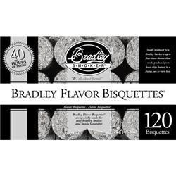 Bradley Smoker Cherry Bisquettes (Pack of 120)