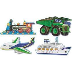 Melissa & Doug Going Places 48-piece Floor Puzzle