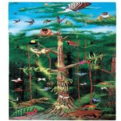Melissa & Doug Rain Forest 100-piece Floor Puzzle