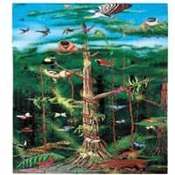 Melissa & Doug Rain Forest 100-piece Floor Puzzle|https://ak1.ostkcdn.com/images/products/75/545/P13615518.jpg?impolicy=medium