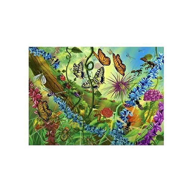 Shop Melissa Amp Doug 0060 Pc World Of Bugs Cardboard On